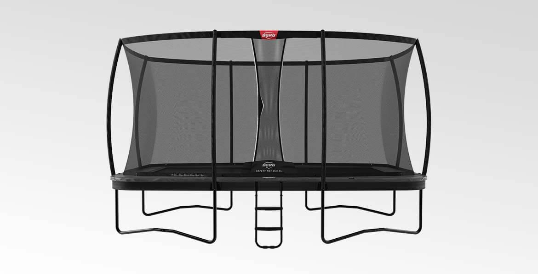 BERG ULTIM ELITE REGULAR 500 + SAFETY NET DLX XL - trampolin-profi.de Beratung + Verkauf