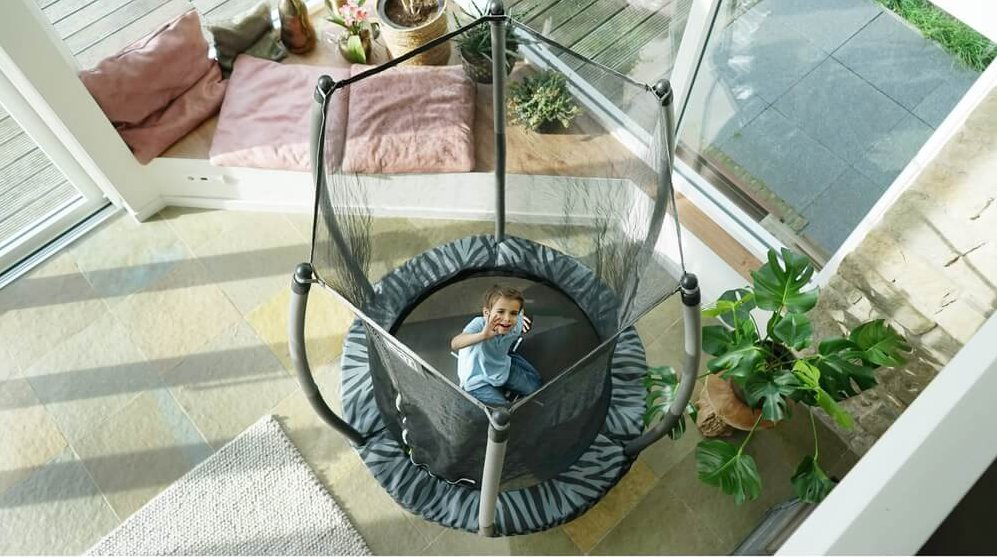 EXIT Toys Trampolin News 2020 – PeakPro + Tiggy Junior - trampolin-profi.de