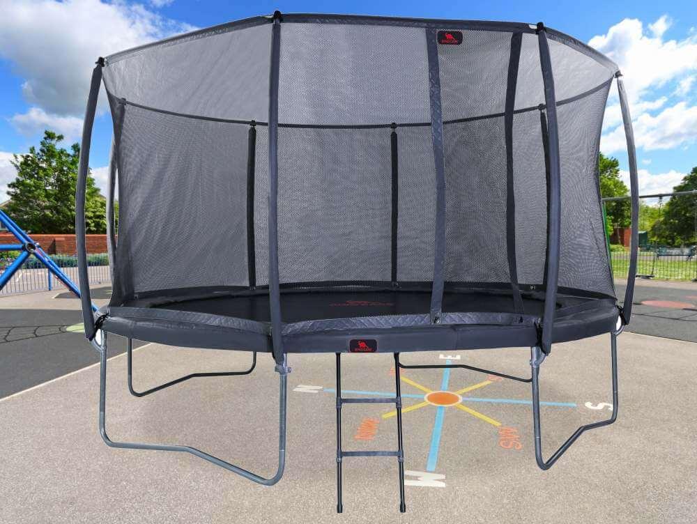 DINO CARS Proline Trampolin - sofort verfügbar bei trampolin-profi.de