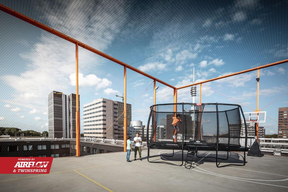 BERG Toys Trampolin Neuheiten 2020 - BERG Ultim Elite bei trampolin-profi.de
