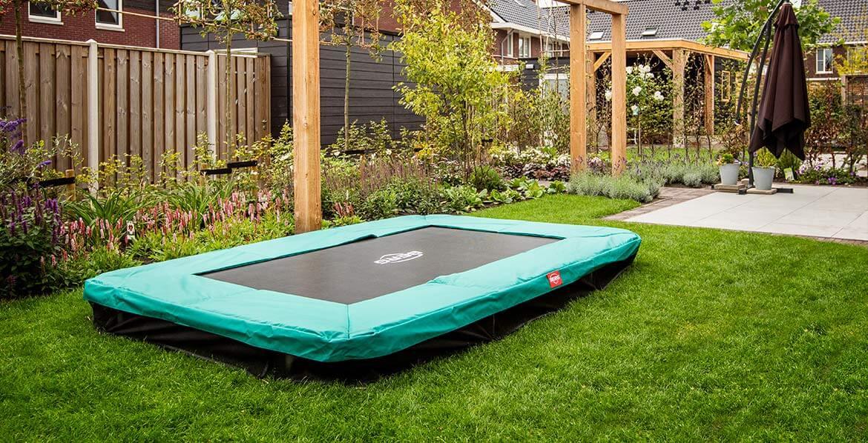 BERG Ultim Favorit – klein aber oho in jedem Garten - trampolin-profi.de