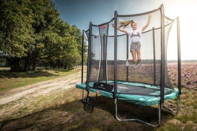 BERG Ultim Favorit - Neuheit 2020 - jetzt bestellen bei trampolin-profi.de