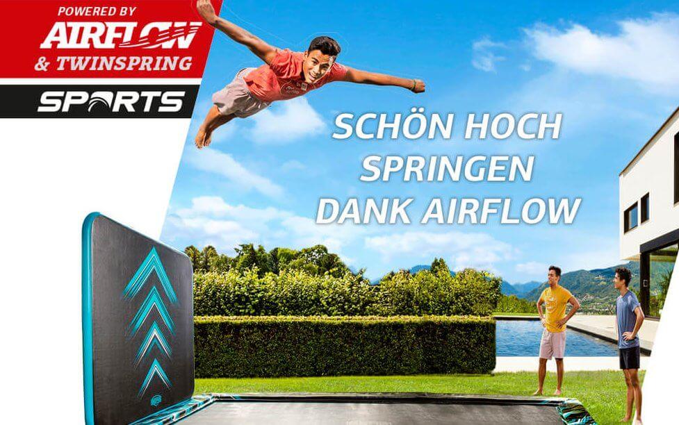 Generation Bounce - Beratung BERG Trampolin - trampolin-profi.de