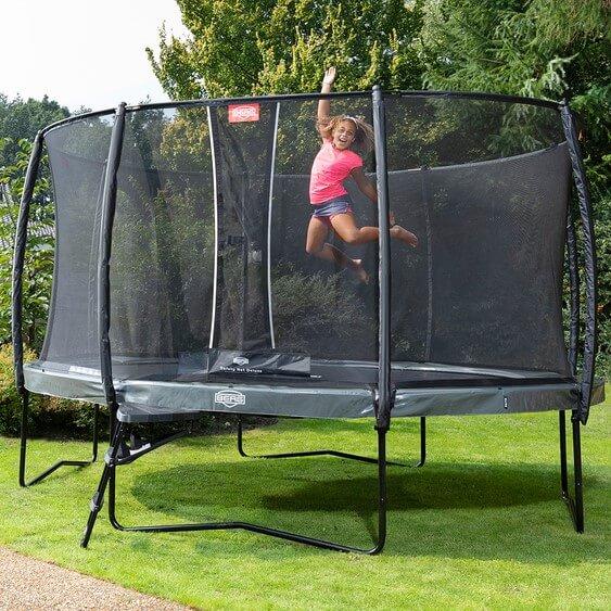 Trampolin Spaß für den Sommer kaufen auf trampolin-profi.de