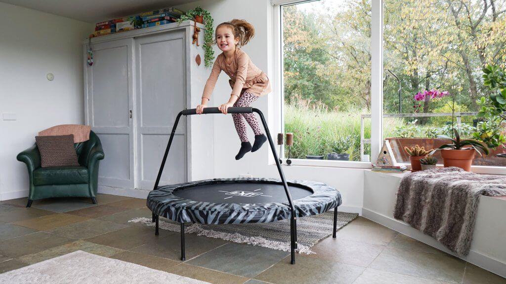 EXIT Tiggy Junior Trampolin - kaufen auf trampolin-profi.de