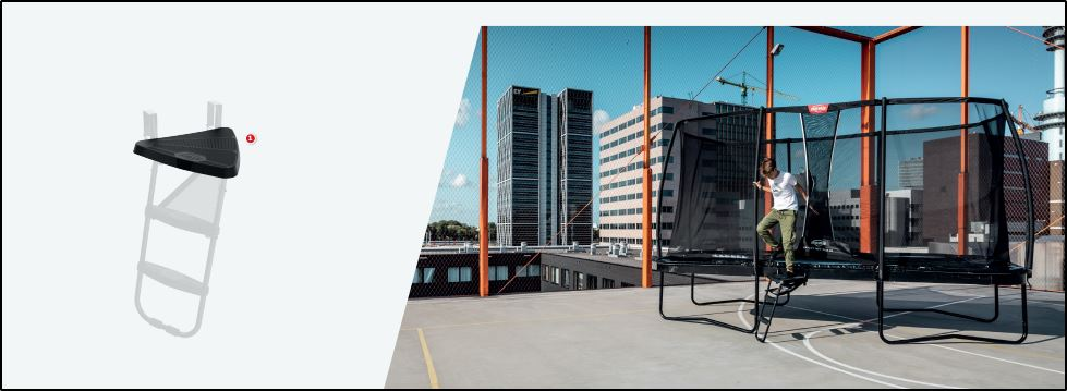 BERG-Trampolin-Leiterplattform-und-Leiter-L-ZUBEHOeR - trampolin-profi.de