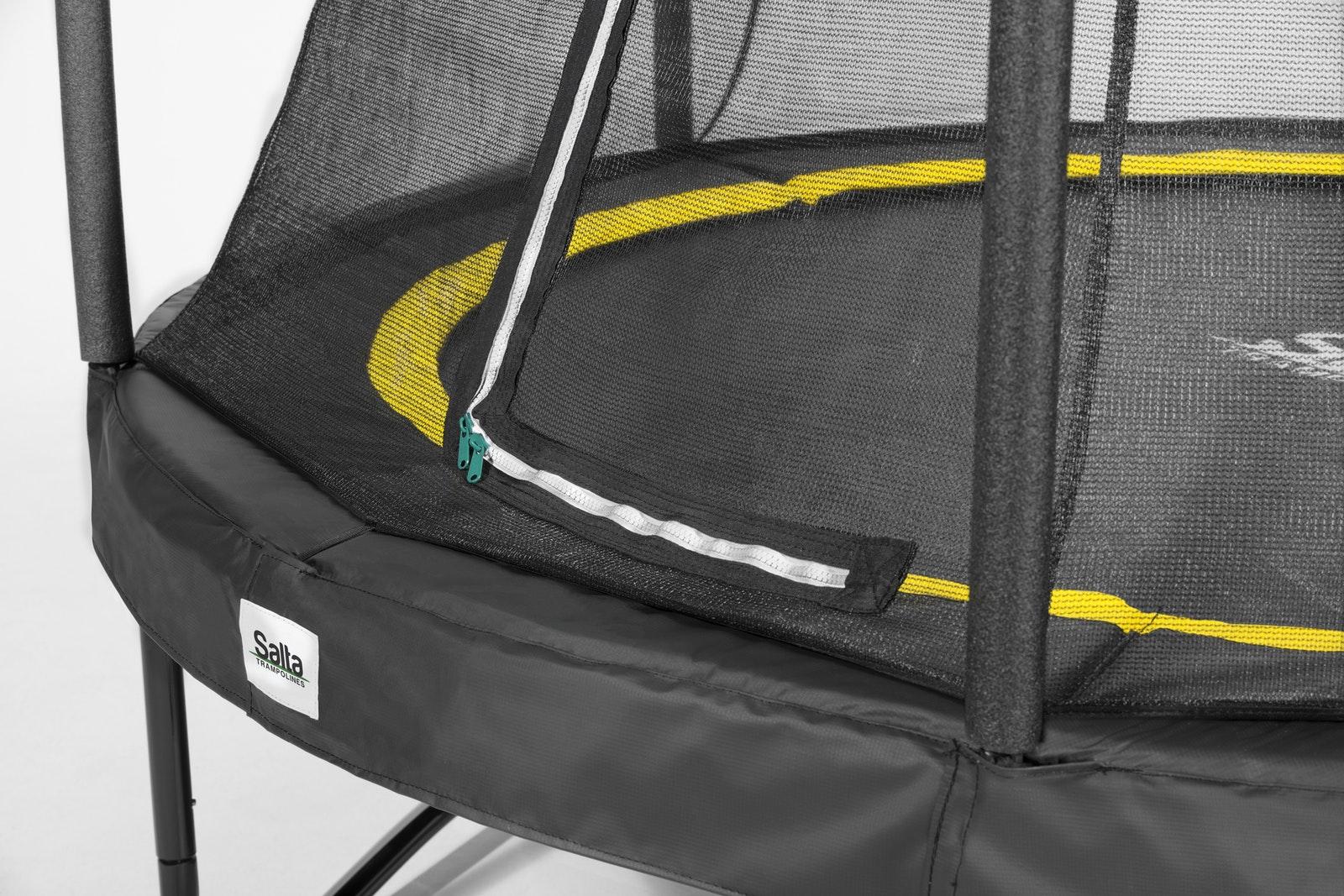 weich gepolstert - SALTA Comfort Trampolin - kaufen auf trampolin-profi.de