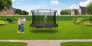 Salta Comfort Trampoline - Salta Comfort Black - kaufen auf trampolin-profi.de