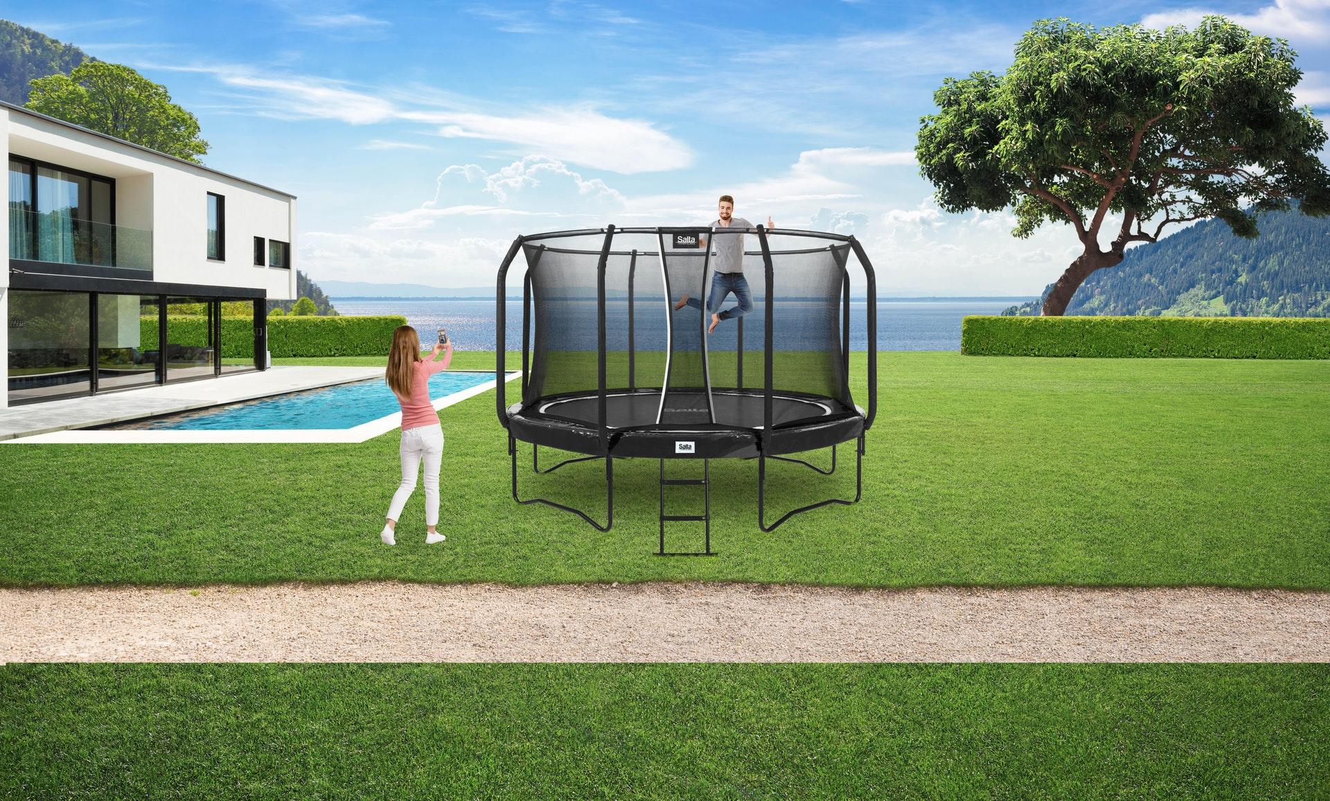 SALTA First Class - Kaufen und Beratung - trampolin-profi.de - 09188-9999001