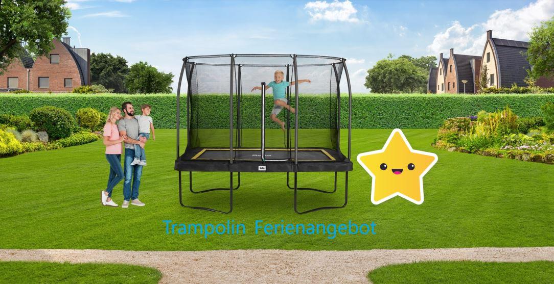 TRAMPOLIN Ferienangebot: SALTA Comfort Edition auf trampolin-profi.de 2020