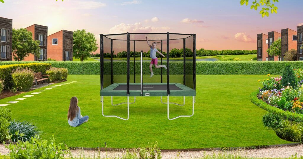 SALTA Comfort Trampoline kaufen auf trampolin-profi.de