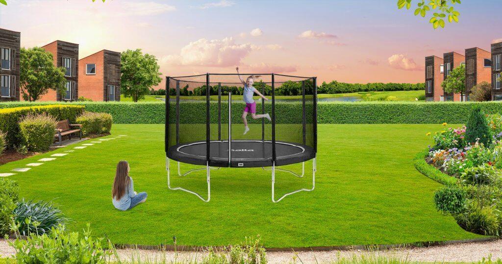 SALTA Combo Trampolin - trampolin-profi.de - Bestpreise