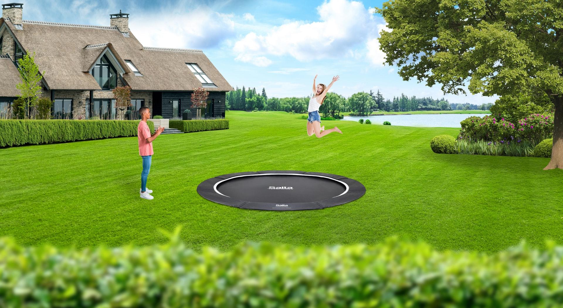SALTA Royal Baseground - kaufen auf trampolin-profi.de