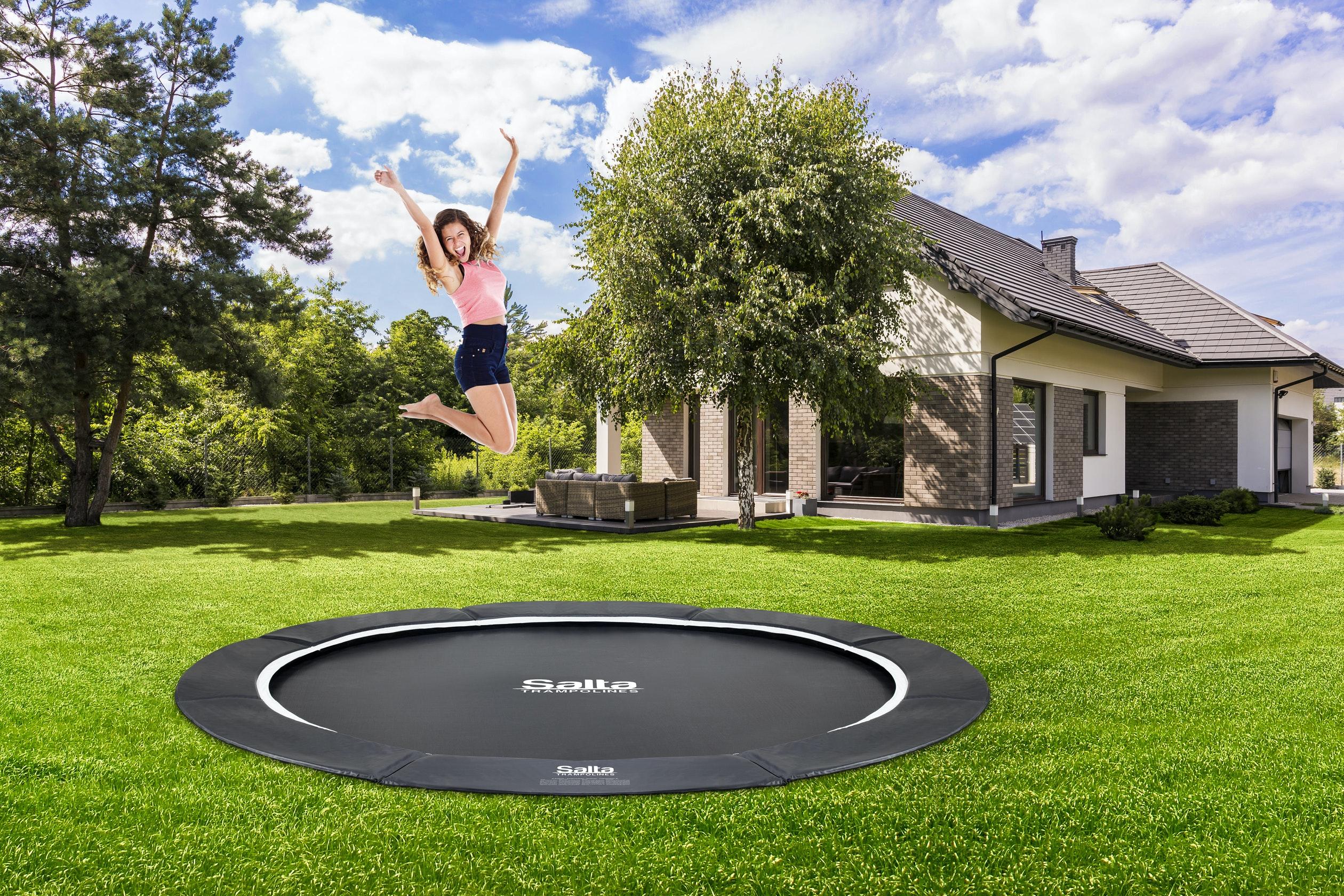 Trampolin Tipps zum Aufbau und zum ersten Springspaß - trampolin-profi.de
