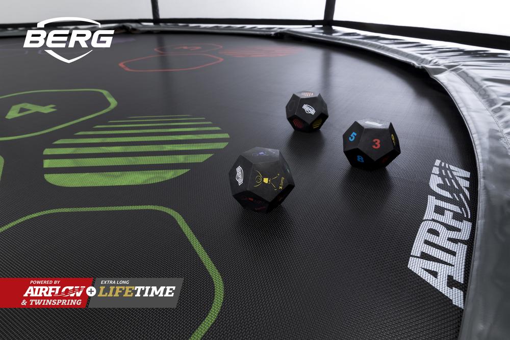 BERG Levels Game - kaufen auf trampolin-profi.de