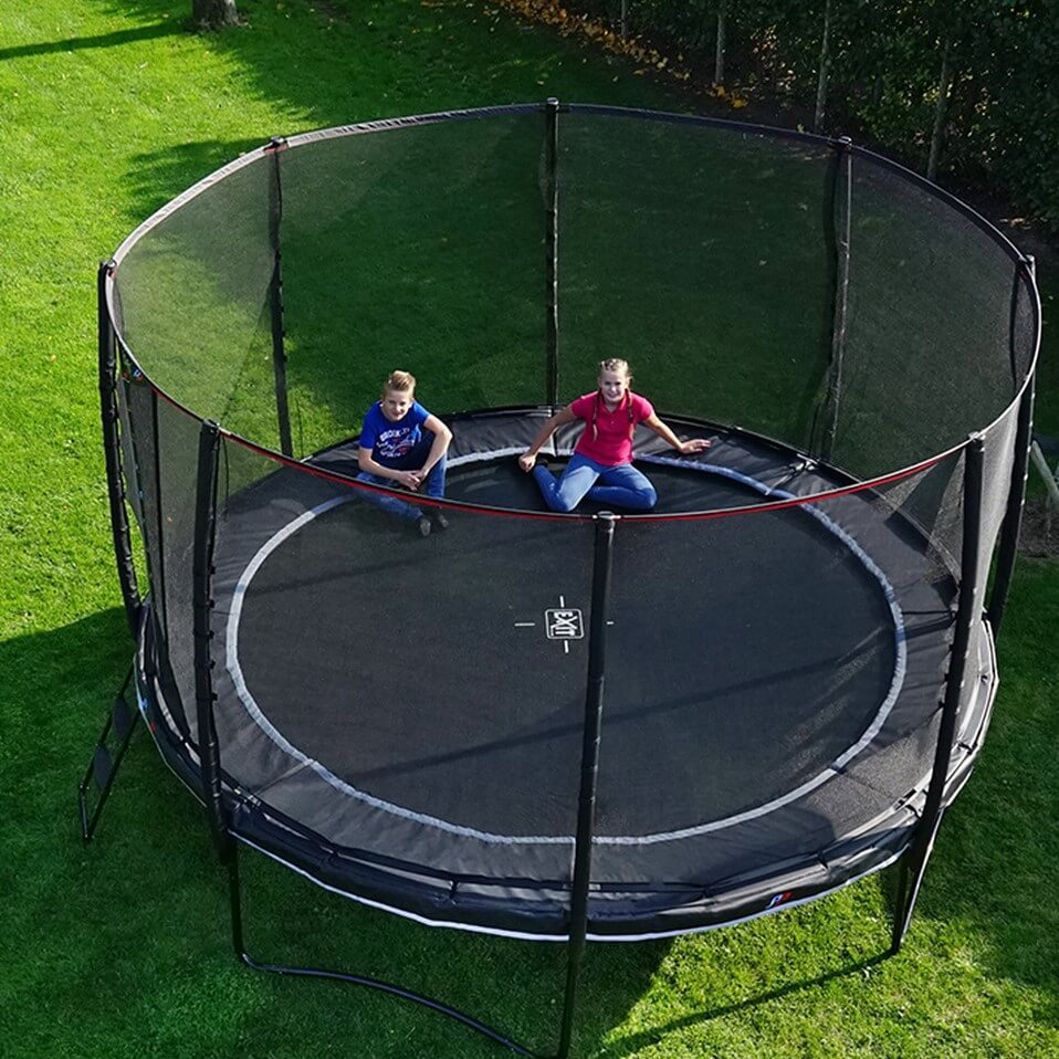 Trampolin Sicherheit - Ratgeber trampolin-profi.de