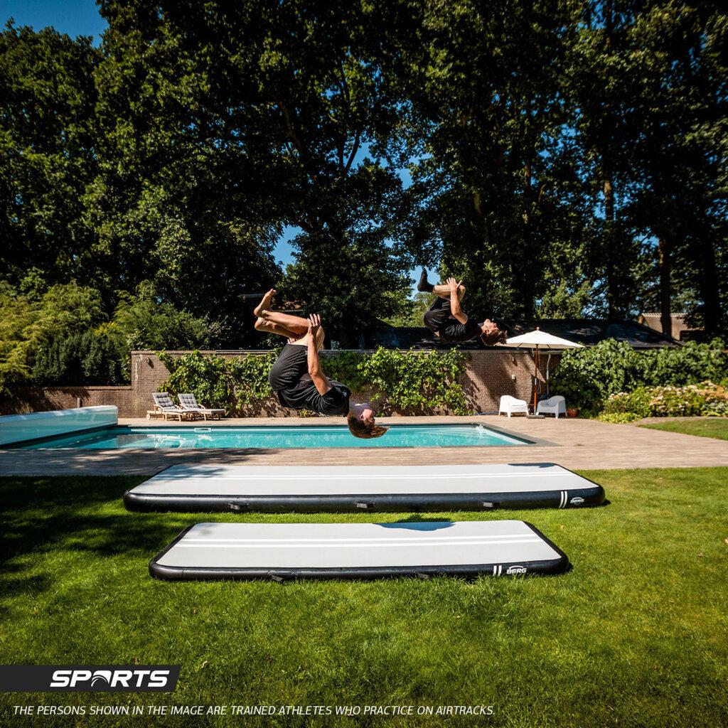 Air Track von BERG - alle Modelle bei trampolin-profi.de