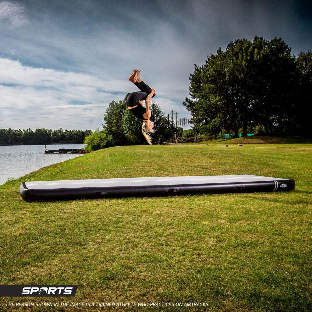 Air Track von BERG - kaufen auf trampolin-profi.de ☎ 09188-9999001