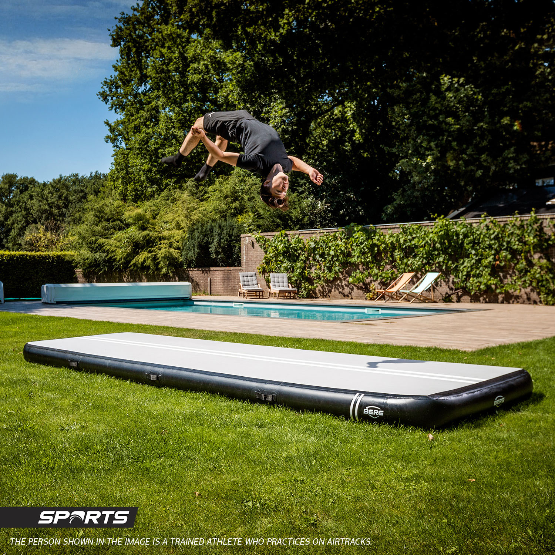 BERG Air Tracks kaufen auf trampolin-profi.de - Neuheit