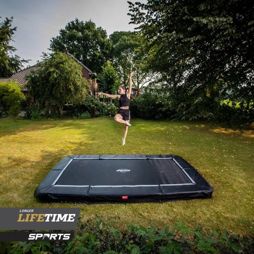 BERG Ultim Trampoline für Erwachsenensport und mehr - Ratgeber trampolin-profi.de