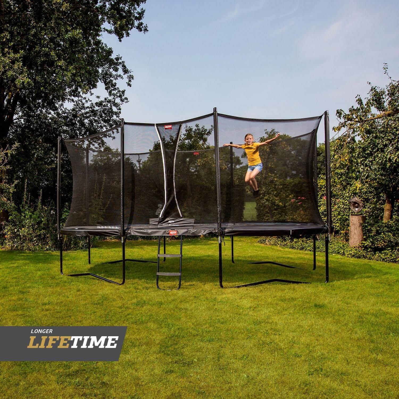 Gartentrampolin Platz - Beratung trampolin-profi.de