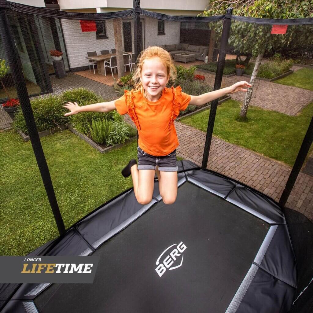Trampolin = Spaß für Groß und Klein - Beratung bei trampolin-profi.de