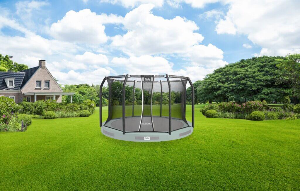 SALTA Ground Sicherheitsnetz - kaufen auf trampolin-profi.de