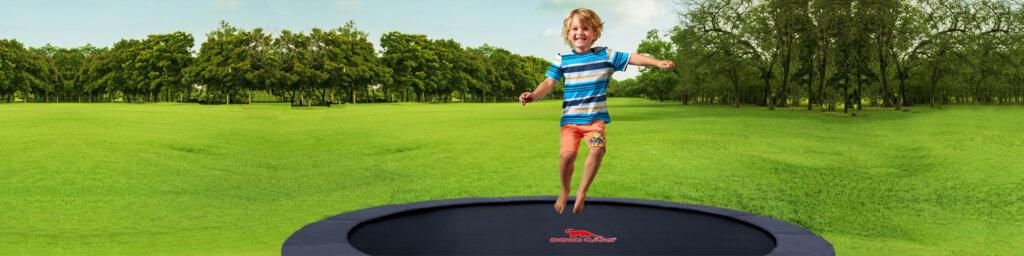 Dino Bodentrampoline Inground - trampolin-profi.de
