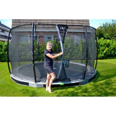 EXIT Elegant Bodentrampolin - trampolin-profi.de