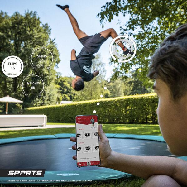 BERG AirHive - Trampolin App und Tracker - kaufen auf trampolin-profi.de