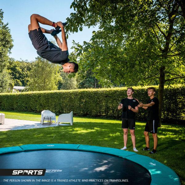 BERG AirHive - Jump Tracker - kaufen auf trampolin-profi.de