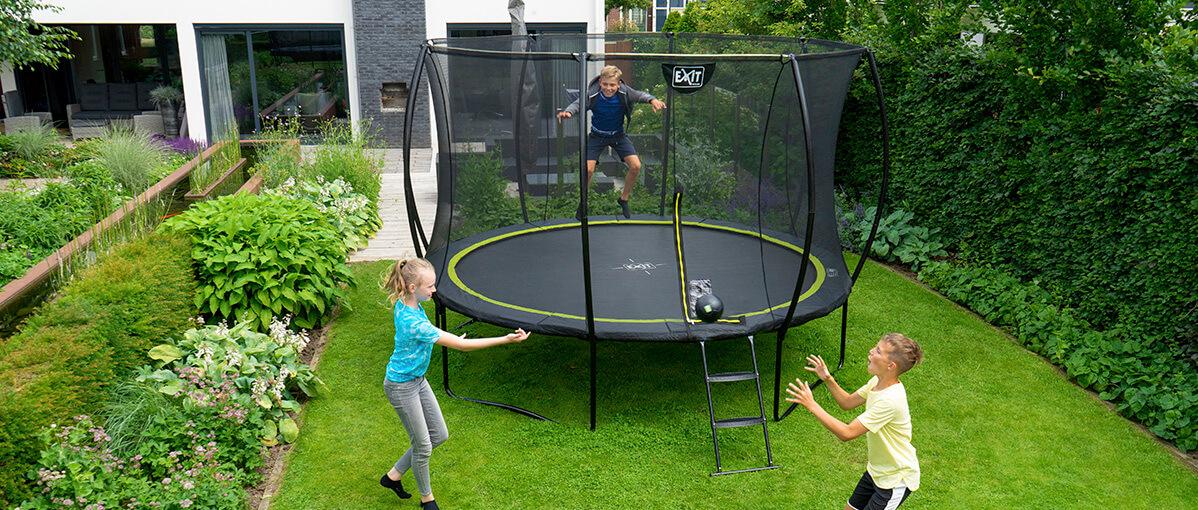 Trampolin für Kinder - jetzt Angebote bei trampolin-profi.de entdecken
