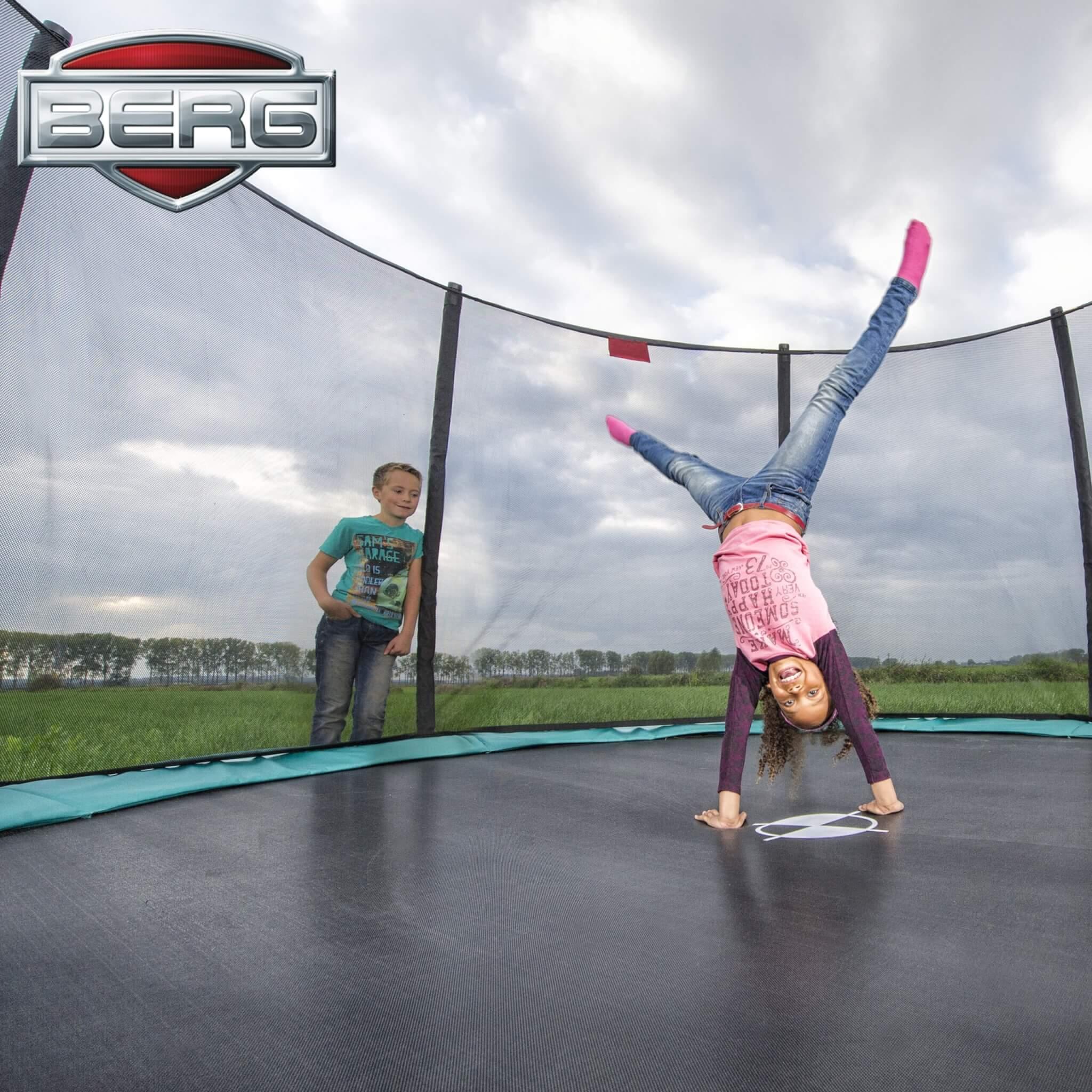 Trampolin für Kinder - trampolin-profi.de