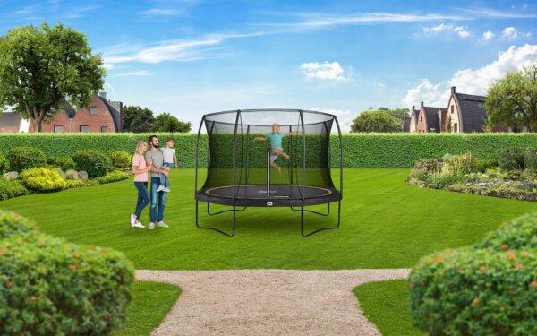 Trampolin für Kinder - springen unter Aufsicht - trampolin-profi.de Ratgeber - SALTA Modelle