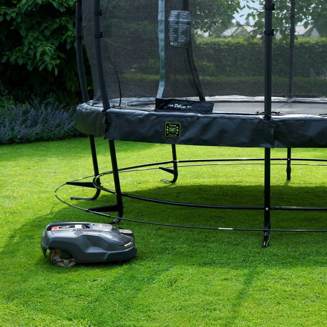 EXIT Mähroboter Stopp - trampolin-profi.de