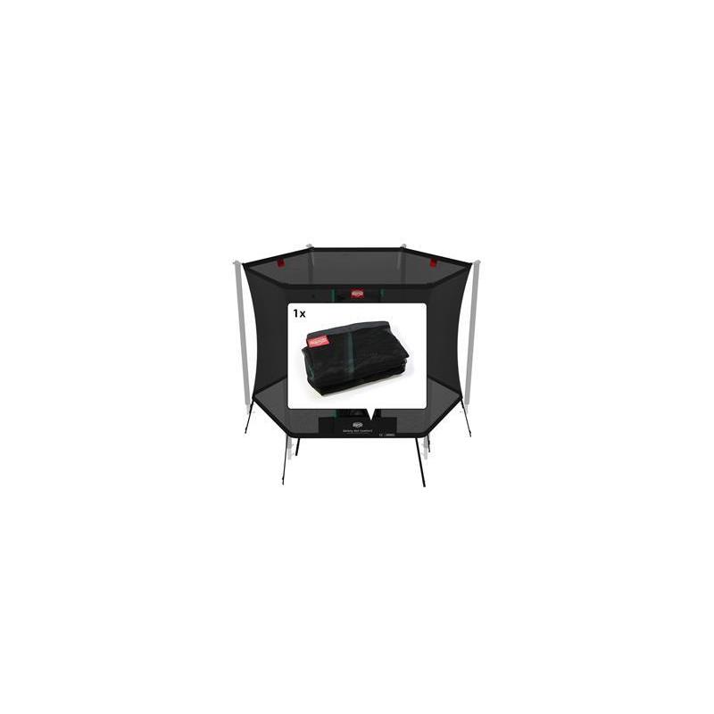berg trampolin sicherheitsnetz einzeln comfort 300 cm ersatzteil. Black Bedroom Furniture Sets. Home Design Ideas