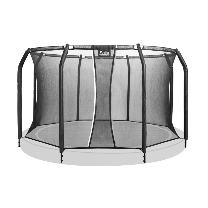 SALTA Trampolin optionales Sicherheitsnetz Royal Baseground / Premium Ground rund ZUBEHÖR