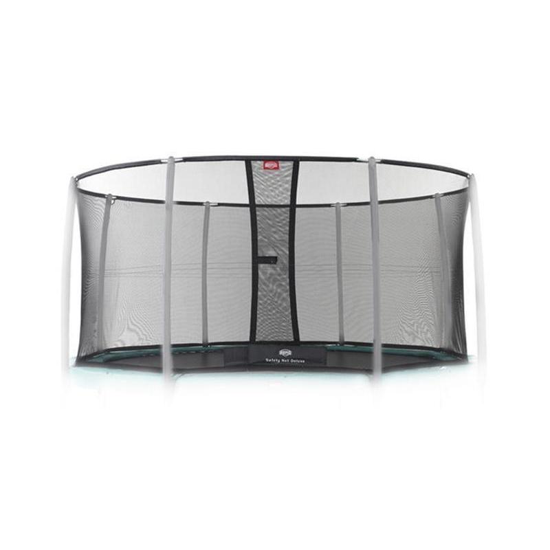 berg trampolin sicherheitsnetz einzeln deluxe 430 cm ersatzteil. Black Bedroom Furniture Sets. Home Design Ideas