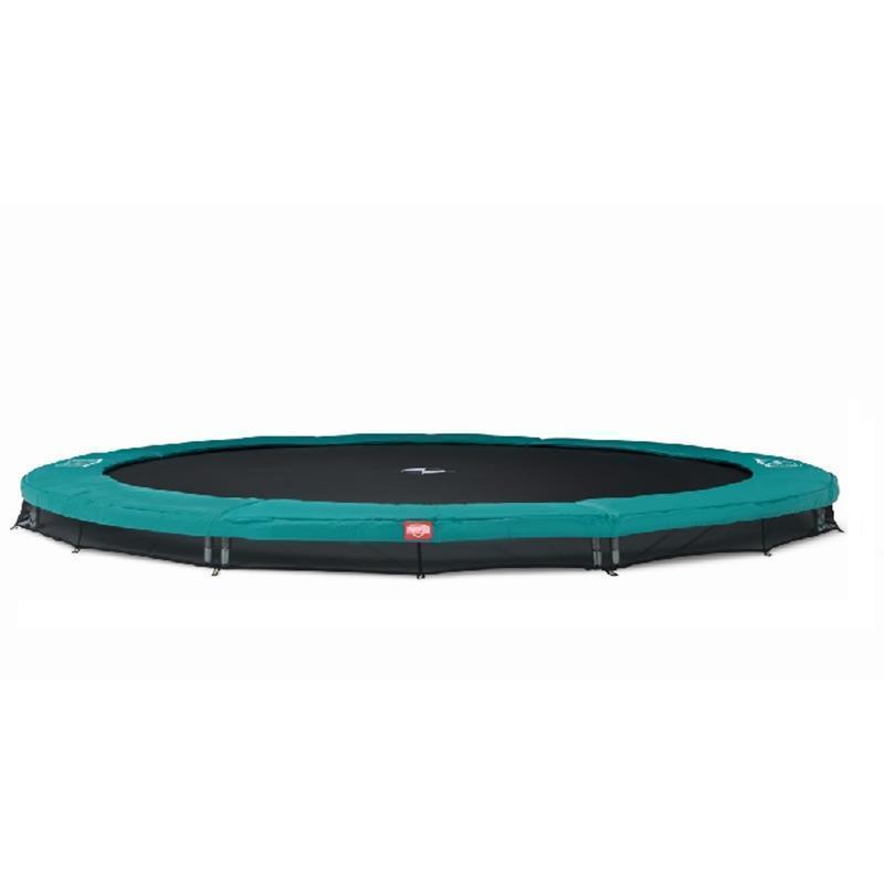 BERG Trampolin Favorit Ø 330 cm Sports InGround grün //SL