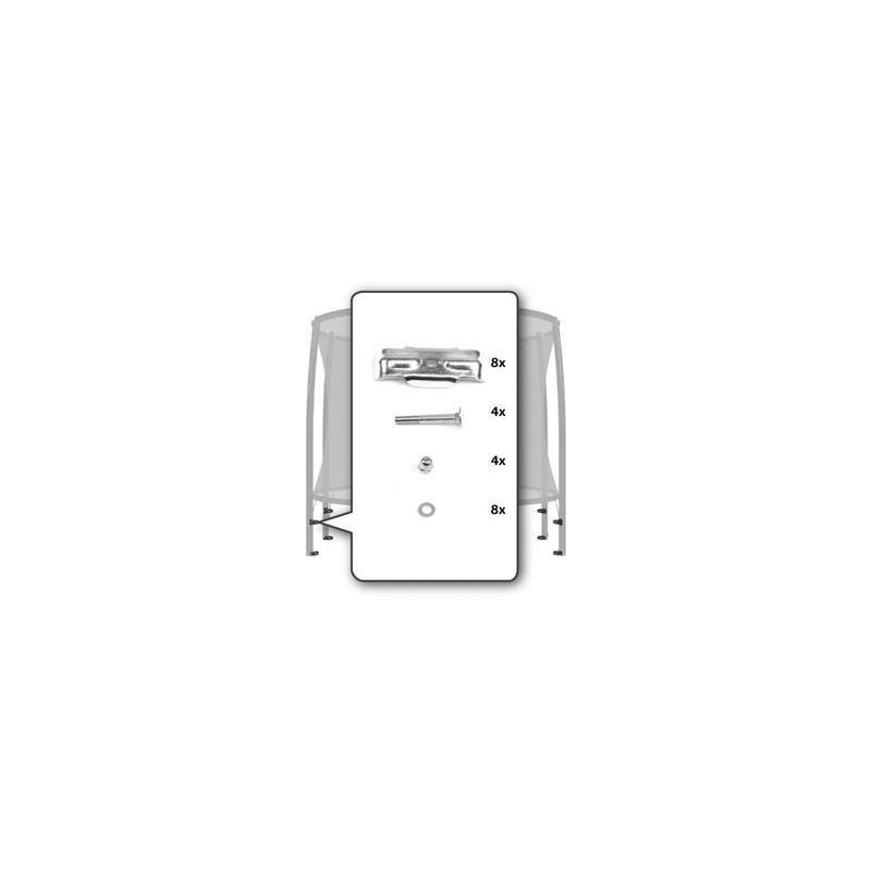 berg trampolin montageset f r sicherheitsnetz standard ersatzteil. Black Bedroom Furniture Sets. Home Design Ideas