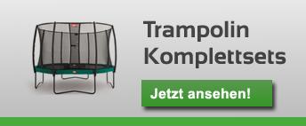 Trampolin Komplettsets