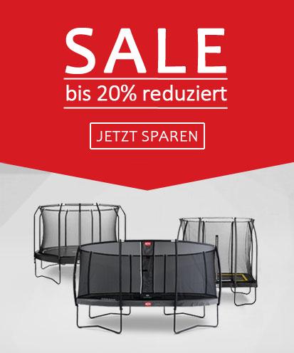 BERG Trampoline billiger kaufen