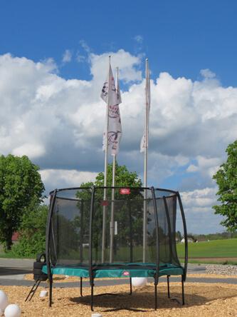 Trampolin - bei Nürnberg testen und kaufen